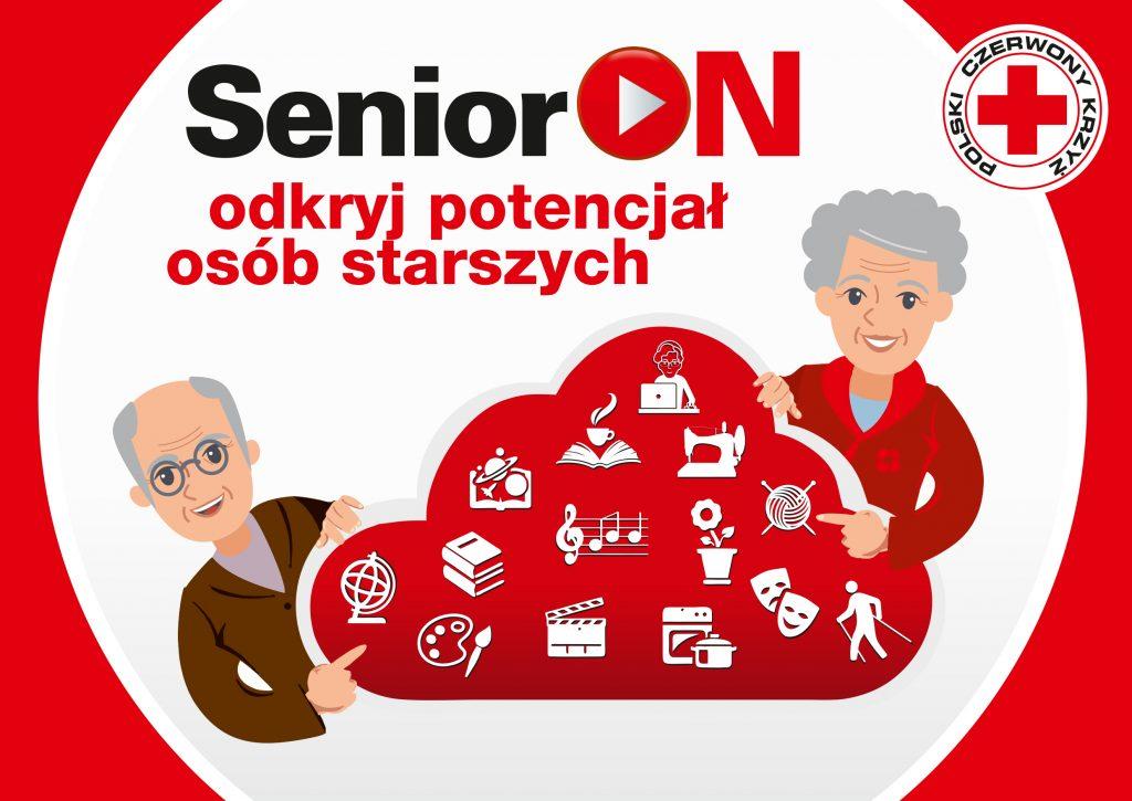 Seniorzy PCK, wolontariat senioralny, wolontariat dla seniorów, Polski Czerwony Krzyż Pomorze, Gdańsk pck.pomorze.pl